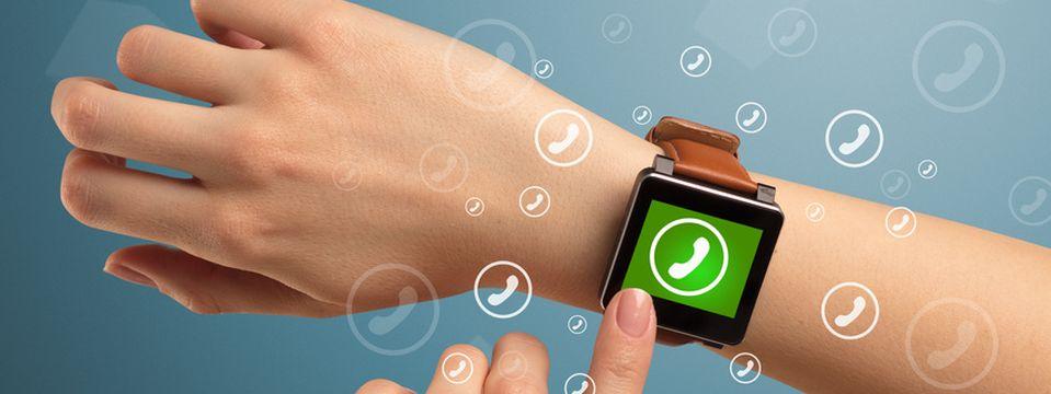 Telefonieren ohne Telefon? Die Kommunikation der Zukunft ist zum Greifen nah