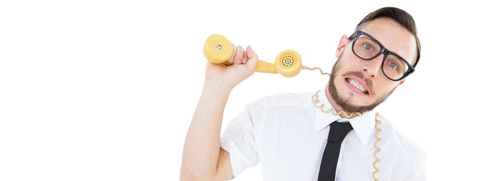 Mit Coaching & Telefontraining Hemmungen überwinden